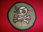ARVN Special Forces Recon TeamLOI HO (Thunder Tiger) - Vietnam War Patch