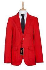 Hip Length Cotton Blazer Coats & Jackets for Women