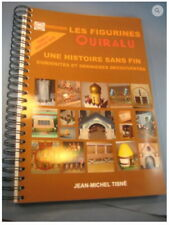 """LES FIGURINES QUIRALU"" TOME 4- Format 17X24 - 295PAGES -RELIURE ANNEAUX"