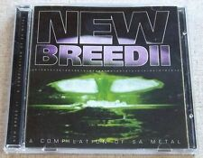 Various Artists New Breed II South African Metal Agro V Groinchurn PITT Pothole