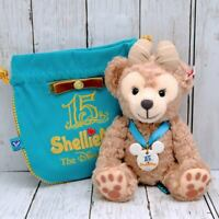 F/S Steiff × Sherry May TOKYO DisneySea 15th anniversary Limited to 3000 *RARE