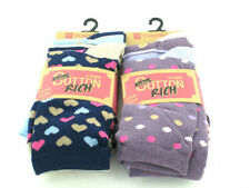 Cotton Blend Everyday Socks for Women