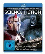 Science Fiction Edition (Humanity's End / Nydenion / Space Prey) Blu-ray FSK 16