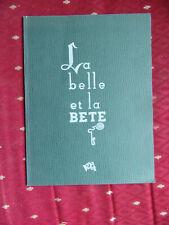 La belle et la bête - Madame Leprince de Beaumont - Roger Mathieu