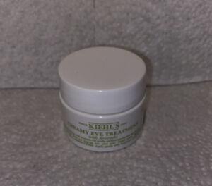 KIEHL'S CREAMY EYE TREATMENT WITH AVOCADO  ~ 0.5 oz ~ Fresh Batch 18td05 Sealed