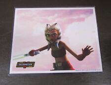 Ahsoka Tano Celebration V STAR WARS 8x10 Licenesed Photo OFFICIAL PIX
