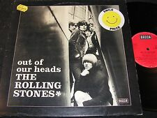 THE ROLLING STONES Out Of Our Heads / German Reissue LP DECCA 6.21428 BL