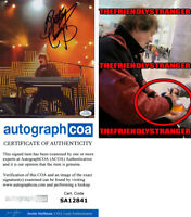 BURTON CUMMINGS signed Autographed 8X10 PHOTO - EXACT PROOF - The Guess Who ACOA