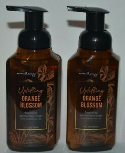 2 Foaming Hand Soap Scent Theory Orange Blossom 11oz Wash Away Germs Bacteria(1)