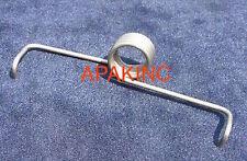 Slip Seal Peanut Dispenser Torsion Spring. Slip Seal part #3, Uline part H-185S