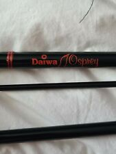 New listing DAIWA OSPREY TROUT/SEA TROUT 10.5FT ROD # 5-7 USED ONCE NEAR MINT  IN NICE...