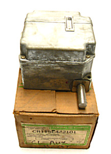 NEW GENERAL ELECTRIC CR115E442101 ROTARY LIMIT SWITCH