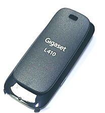 """Gigaset L410 Couvercle Batterie Clip Ceinture """" original » NEUF"""