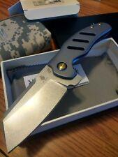 Kizer Sheepdog Ki4488A S35VN Blade Titanium Handle Make Offer