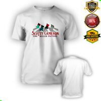 SCOTTY CAMERON new 2020 Logo Size S to 2XL T-Shirt