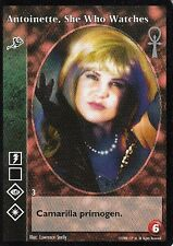 4 x Antoinette, She Who Watches VTES CCG Mixed