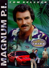 Magnum P.I. - Season 3 Three Complete (DVD, 2006, 3-Disc Set) 10% to Charity
