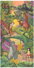 Disney Fine Art Limited Edition Canvas Home In The Jungle-Michelle St. Laurent