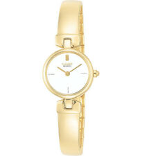 CITIZEN WOMEN'S WATCH GOLD TONE POLISHED BANGLE STYLE DRESS WATCH EK5942-54A