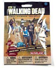 McFarlane toys, Walking Dead Building Sets, Figure Blind Bag Booster, New