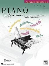 Level 5 - Popular Repertoire Book: Piano Adventures by
