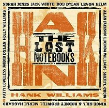 The  Lost Notebooks of Hank Williams - Various Artists -CD IMPORT - JAPAN -NEW