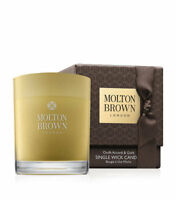 Molton Brown Oudh Accord Gold Single Wick Candle 180g