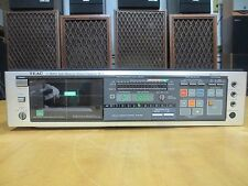 VINTAGE TEAC V-95RX Stereo Cassette Deck FOR PARTS/REPAIR