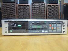 VINTAGE TEAC V-95RX Stereo Cassette Deck FOR PARTS/REPAIR