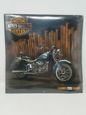 Harley Davidson Motorcycle 2016 Wall Calendar by DateWorks Sealed
