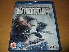 Whiteout   (Blu-ray, 2010)   Kate Beckinsale  FREE P&P