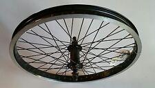 Giant Front 20 x 1.75 Black Alloy Wheel Rim 48 Hole 14m