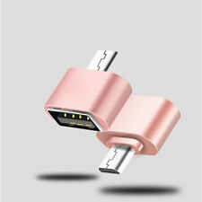 Micro USB to USB OTG Adapter OTG USB Cable Converter For Mobile Phone Android