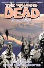 The Walking Dead En Espanol, Tomo 3: Seguridad Tras Los Barrotes-ExLibrary