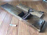 Japanese vintage Plane Carpentry Tool Kanna SET2 Japan 58/420mm 19/287mm TT337