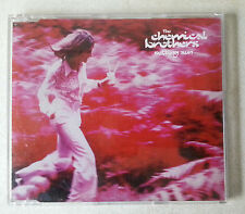 "THE CHEMICAL BROTHERS ""Setting Sun"" CD single 1996 1990s pop electronic"