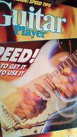 Guitar Magazine. Speed number