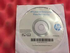 HP LASERJET ENTERPRISE FLOW M630Z pilote cd logiciel disque origine HP