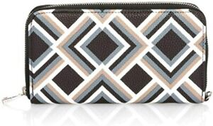 Thirty One 31 All About the Benjamins Wallet Deco Diamond Pebble Strap NWT AATB
