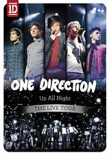 10523 // ONE DIRECTION UP ALL NIGHT THE LIVE TOUR DVD NEUF
