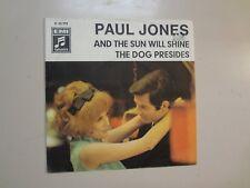 "PAUL JONES:(Of Manfred Mann,w/Paul McCartney-Jeff Beck)Dog Presides-Germany7""PSL"