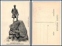 FRANCE Postcard - Chambery, Monument de Jean-Jacques Rousseau J22