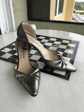 Manolo Blahnik Kitten Party Heels for Donna for  sale    for  be2cdb