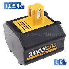3.0Ah Ni-MH 24V Battery for Panasonic 24V SDS Hammer Drill EY6812 EY6813 EZ6813