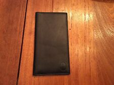 NEW MARK CROSS Women's Black Leather  Wallet Made in Italy