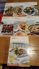 7 Waitrose recipe cards - all August 2014