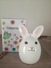 Pasqua Thun campanella coniglietto perfetta con scatola