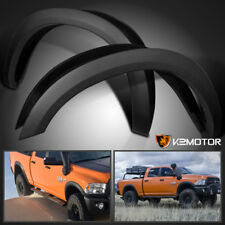 2010-2017 Dodge Ram 2500/3500 Factory Style Bolt On Fender Flares Smooth Covers