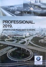 Bmw Navi Update Professional 2019 DVD Road Map Europe