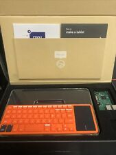 Kano Computer Kit Touch, Make Your Own Tablet Touchscreen USED, No Memory Card